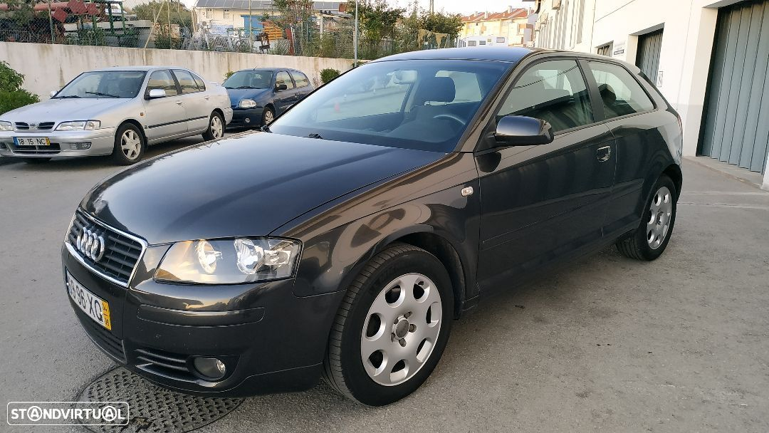 Audi A3 2.0 TDi Attraction - 23