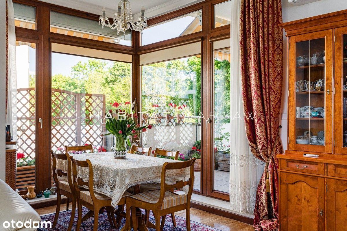 Marina Mokotów | Przestronne i jasne mieszkanie