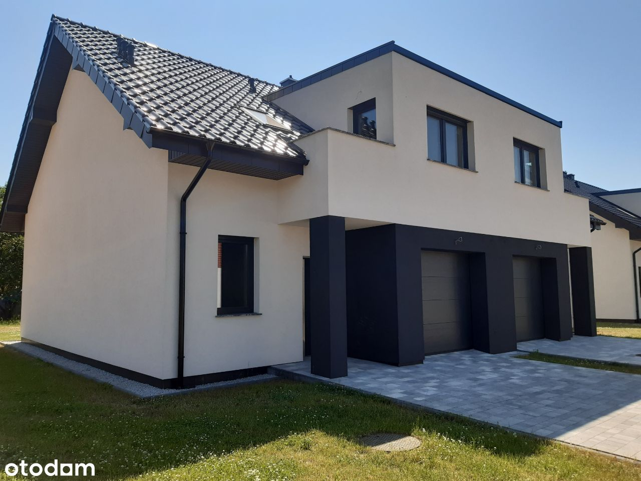 Dom w zabudowie bliźniaczej 129 m², Gorzów Śląski