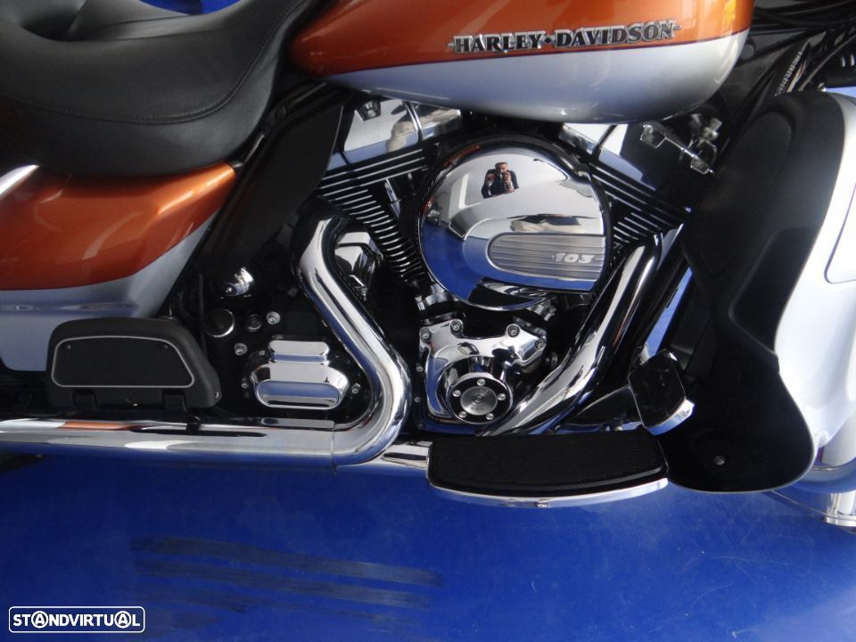 Harley-Davidson Electra  electra glide limited edition - 9