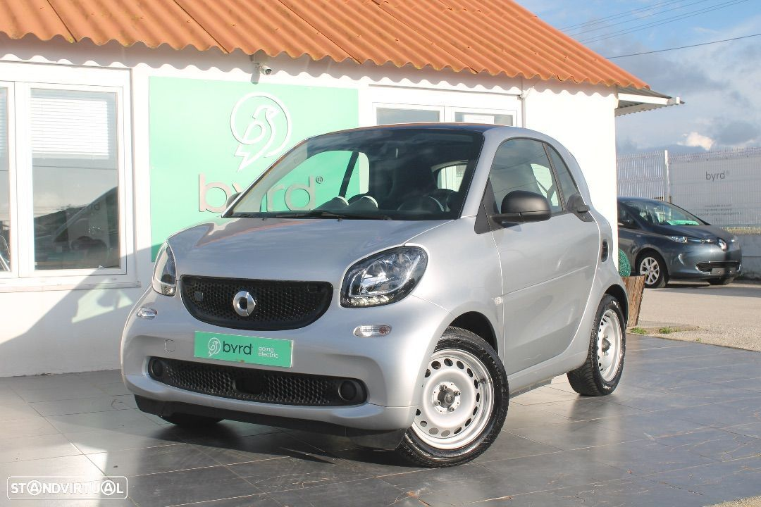 Smart ForTwo Electric Drive Prime - 19