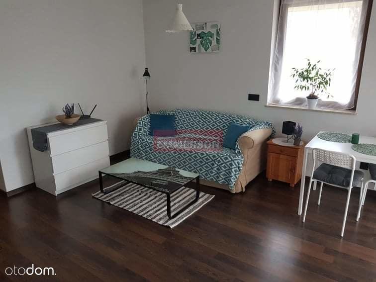 2 pokoje z ogródkiem- 37 m2- Złocień