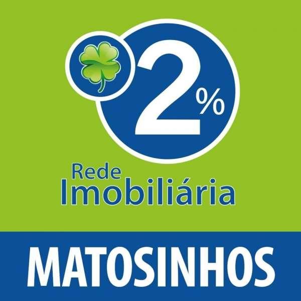 Agência Imobiliária: 2% Matosinhos