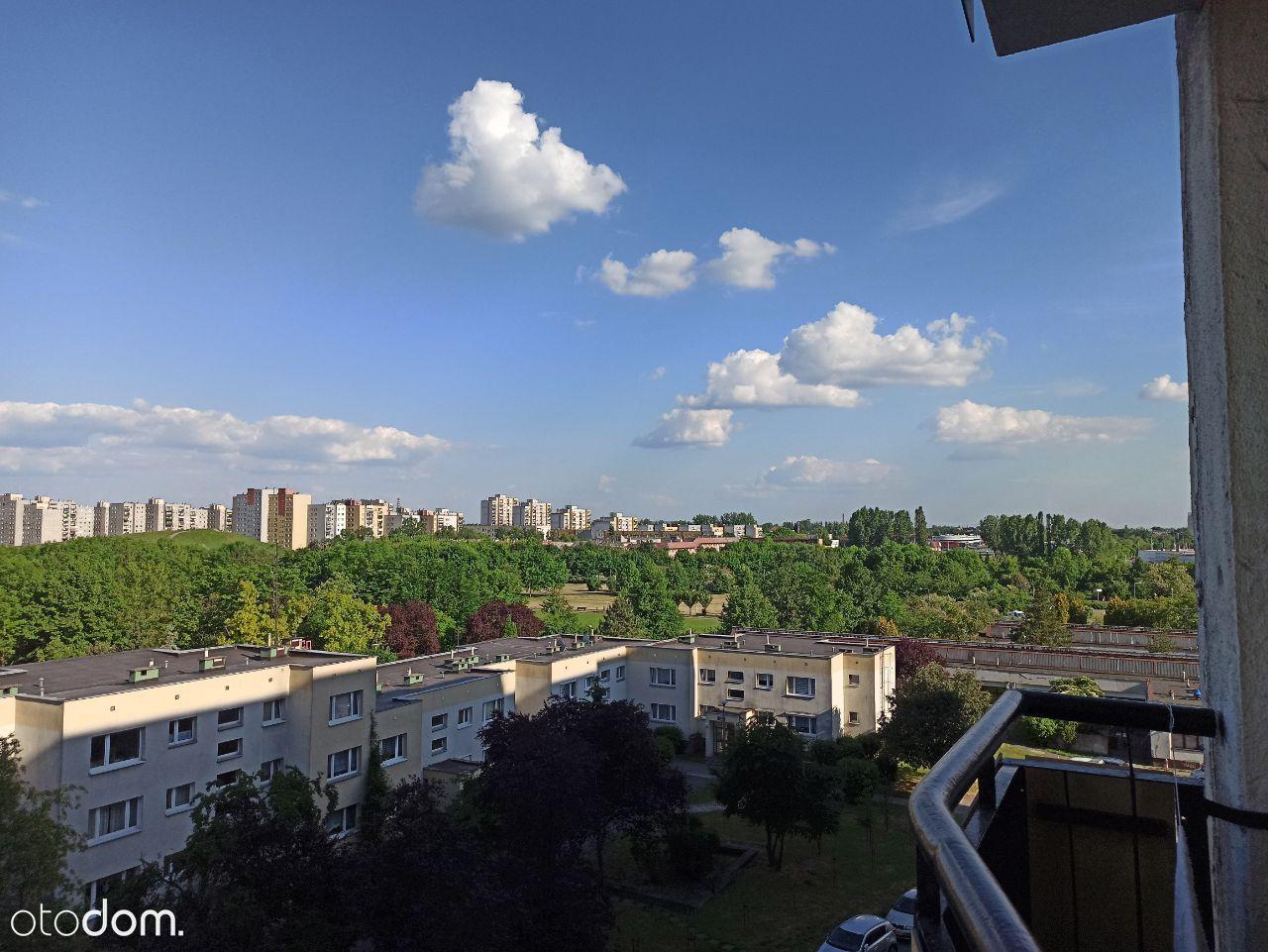 Mieszkanie z pięknym widokiem