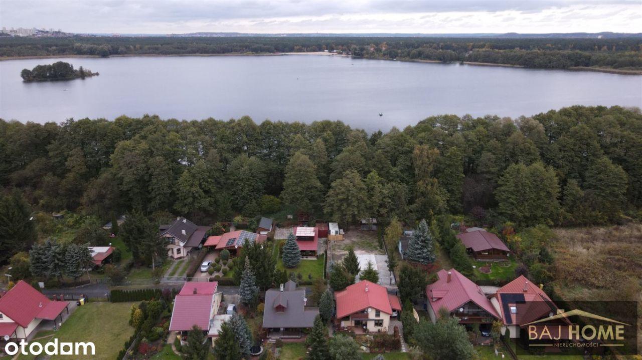 Nieruchomość 70m od Jeziora Rudnickiego Wielkiego