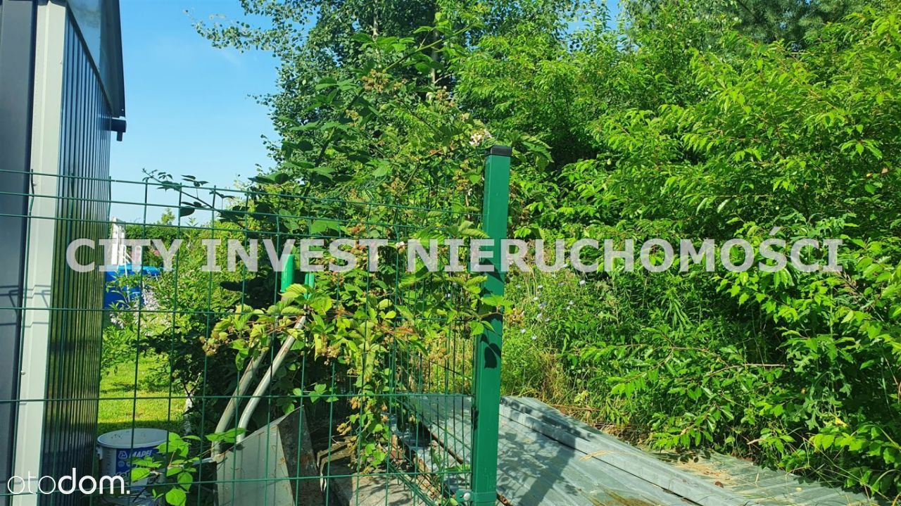 Działka, 840 m², Zielona Góra