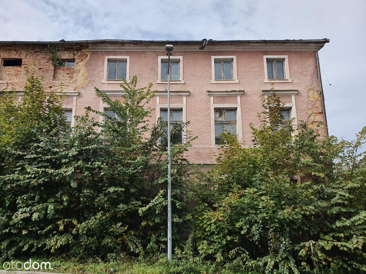 Lokal użytkowy 483,83 m² z pozwoleniem na budowę