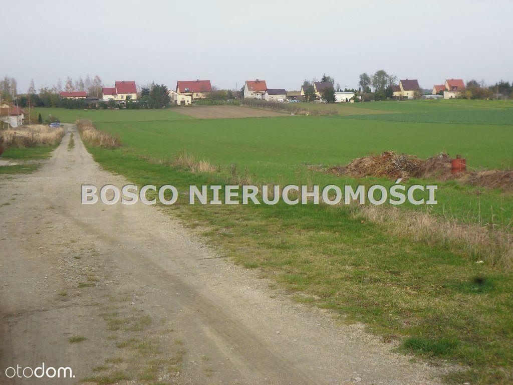 Działka, 1 000 m², Bogdaszowice