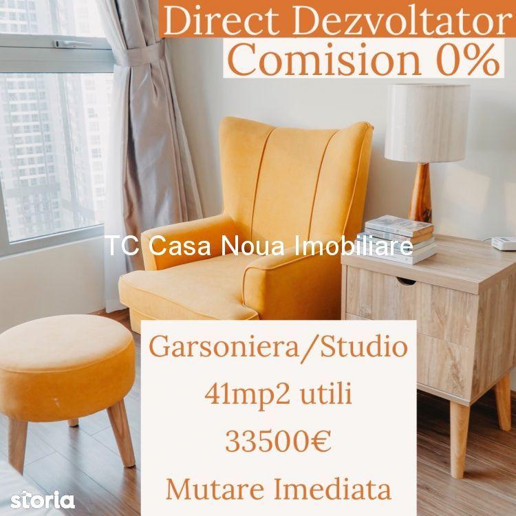 Vanzari Garsoniere/Studio 41 mp2 Comision 0%