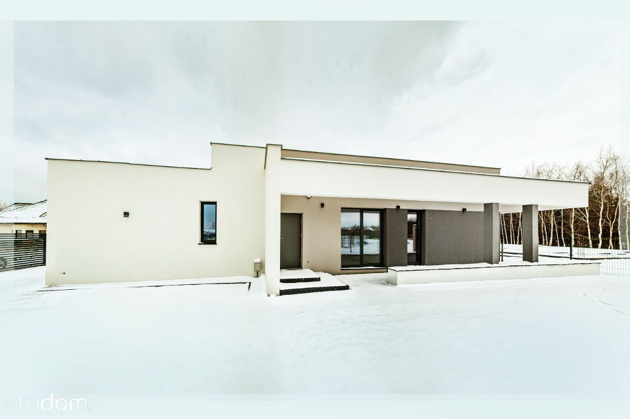 Niebanalny 4-pokojowy dom, Sadków koło Radomia