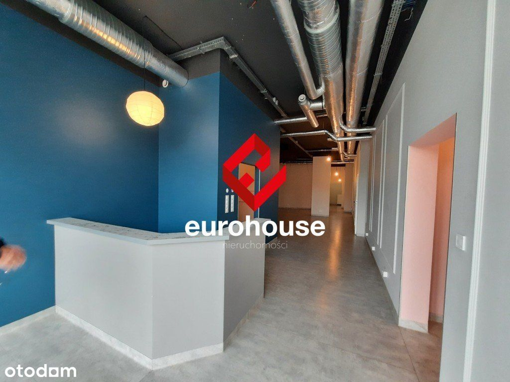 Lokal 128 m2 wykończony na sprzedaż- Ursynów