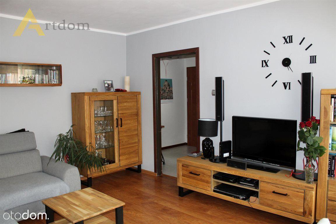 Rezerwacja, 3 pokoje, parter, m.parkingowe (opcja)