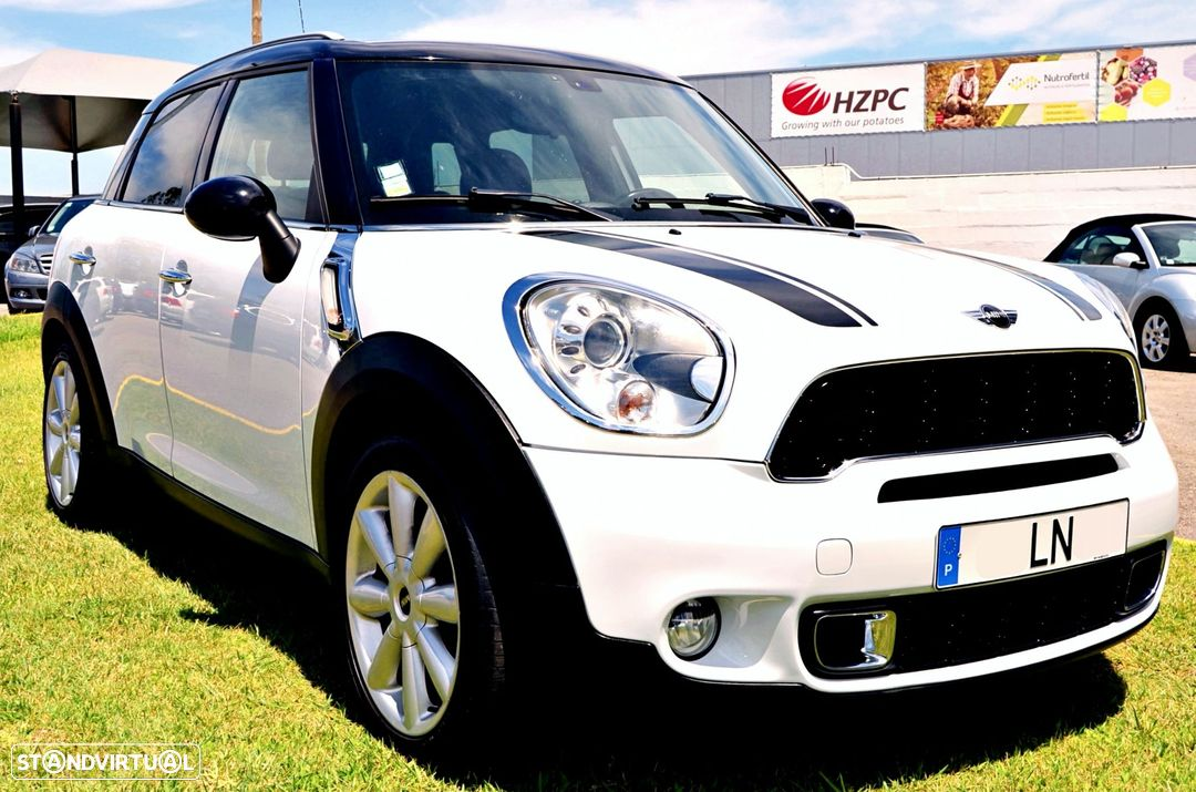 MINI Countryman Cooper SD - 1