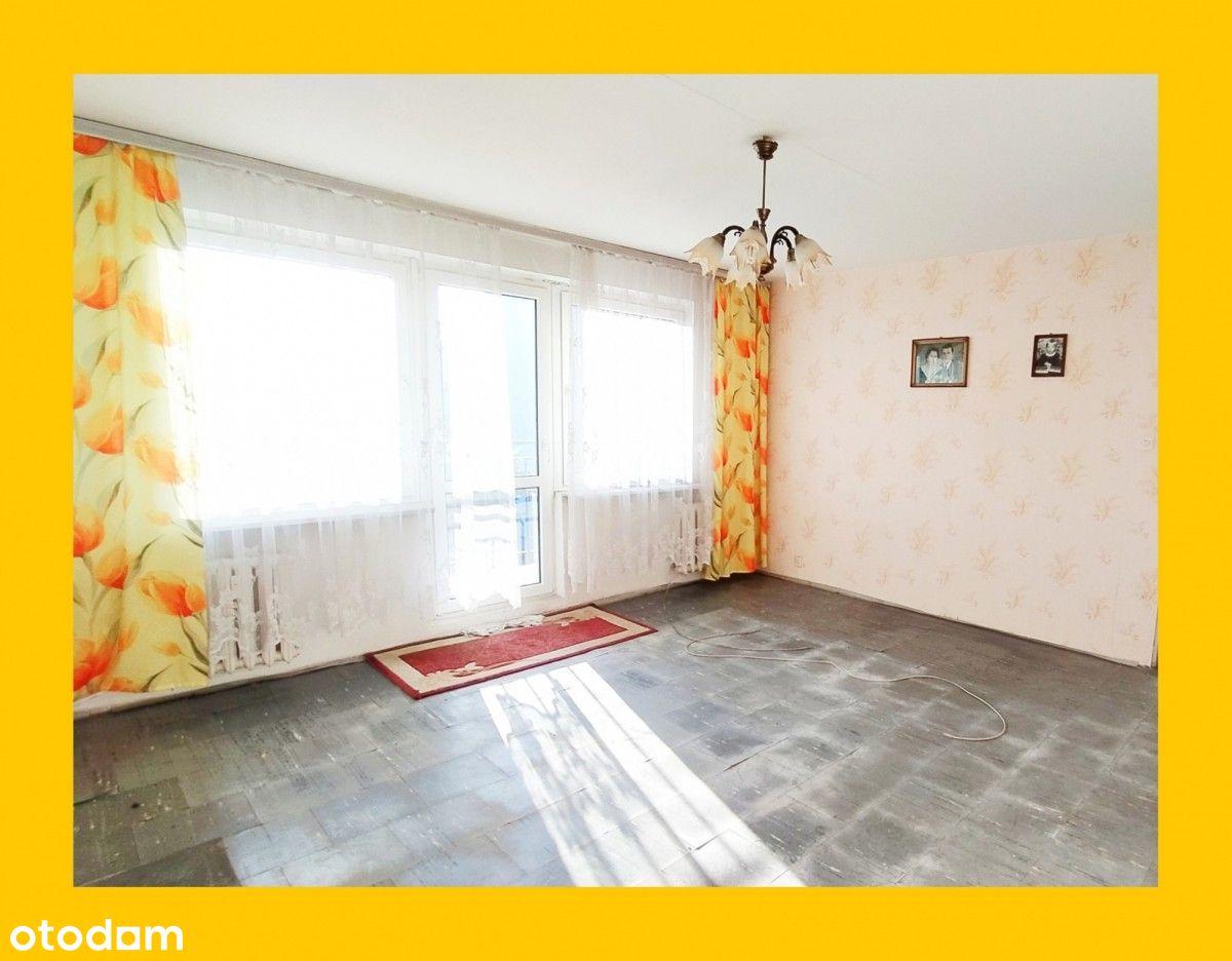 ✅Rozkładowe Mieszkanie z Balkonem 2 Piętro Co
