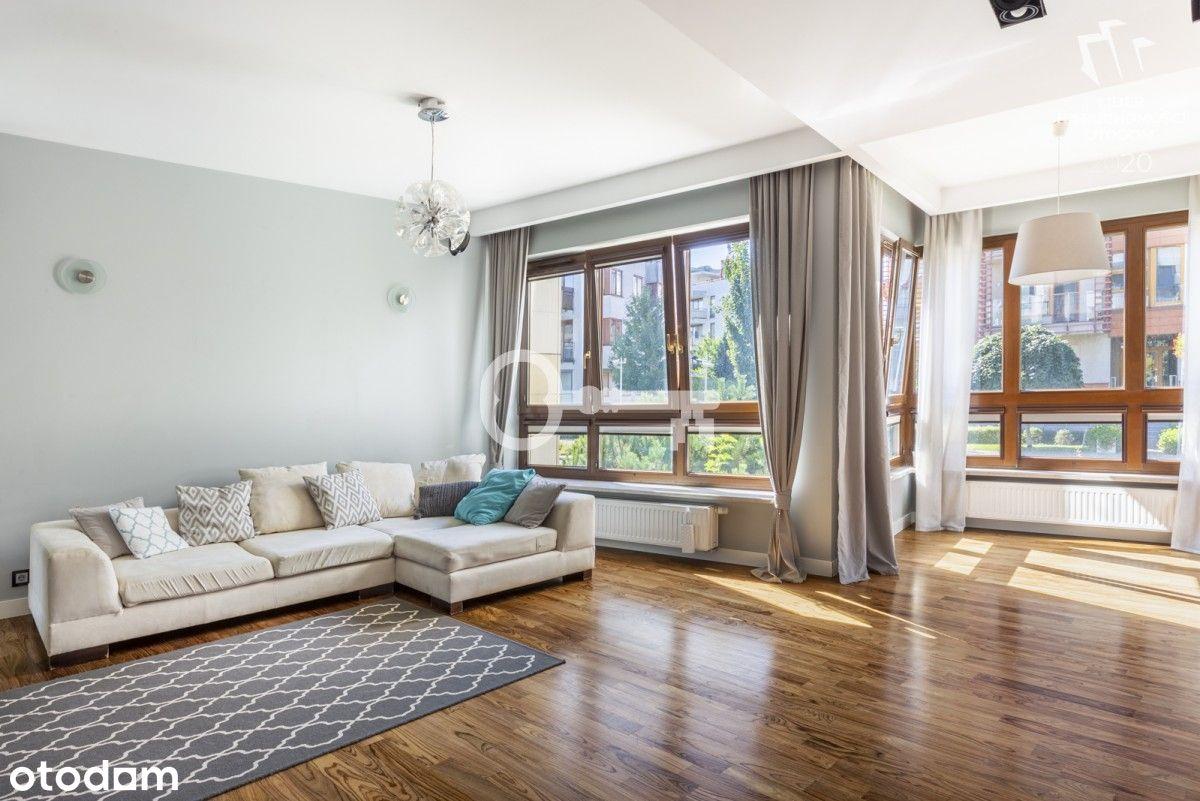 Nowoczesne mieszkanie w Miasteczku Wilanów