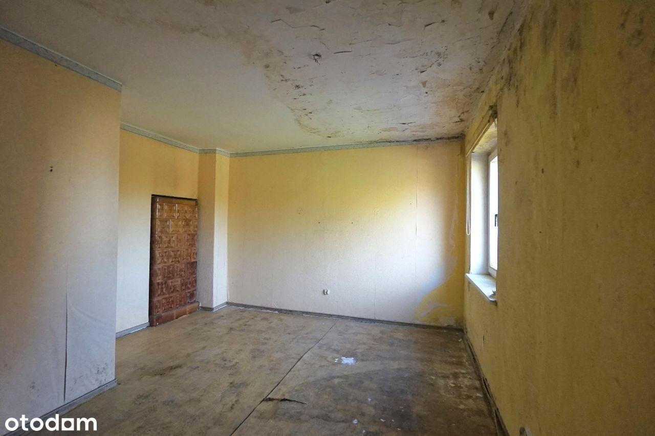 Fajne mieszkanie do remontu – Sośnica