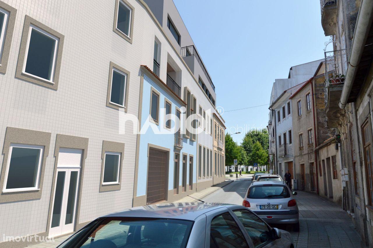 Último Apartamento T2 disponível no empreendimento...Centro Histórico