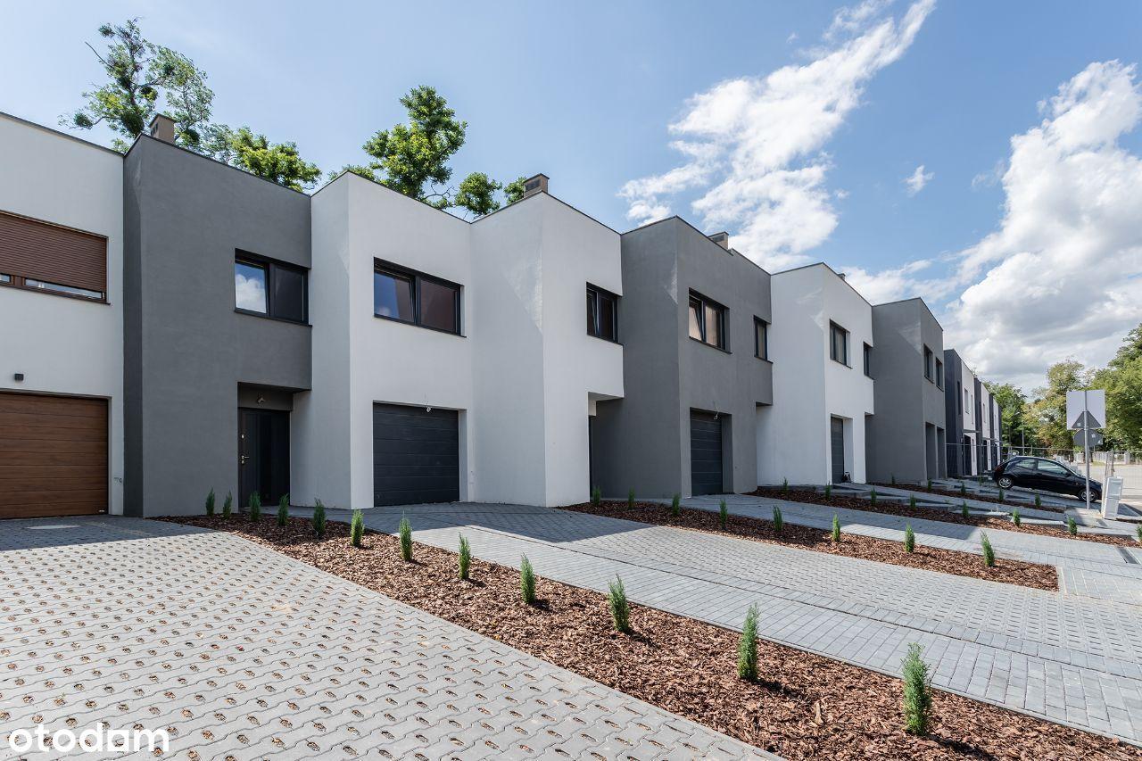 =Wille Kopy= Komfortowe domy z garażem i ogrodem
