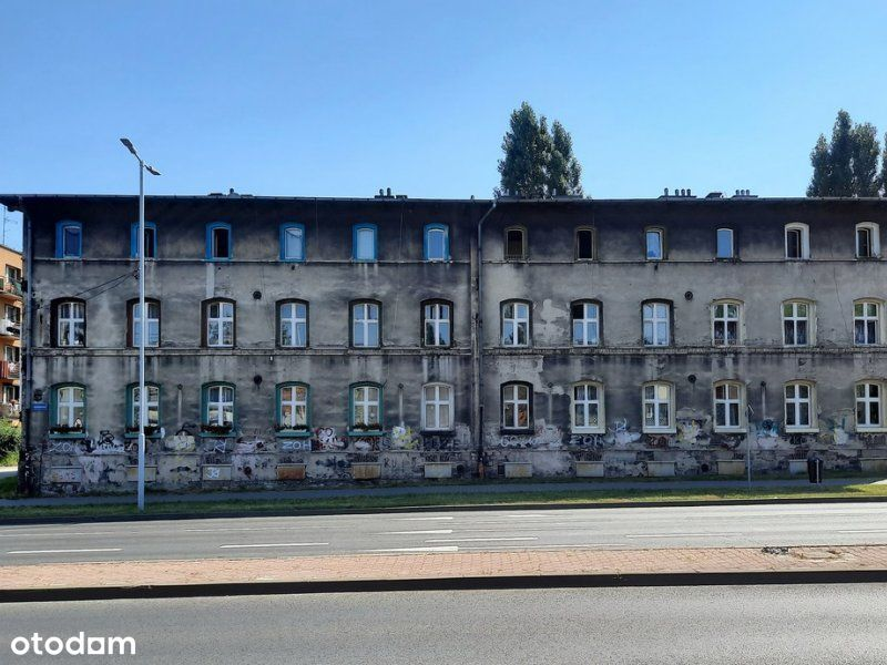 Mieszkanie, 43,63 m², Katowice