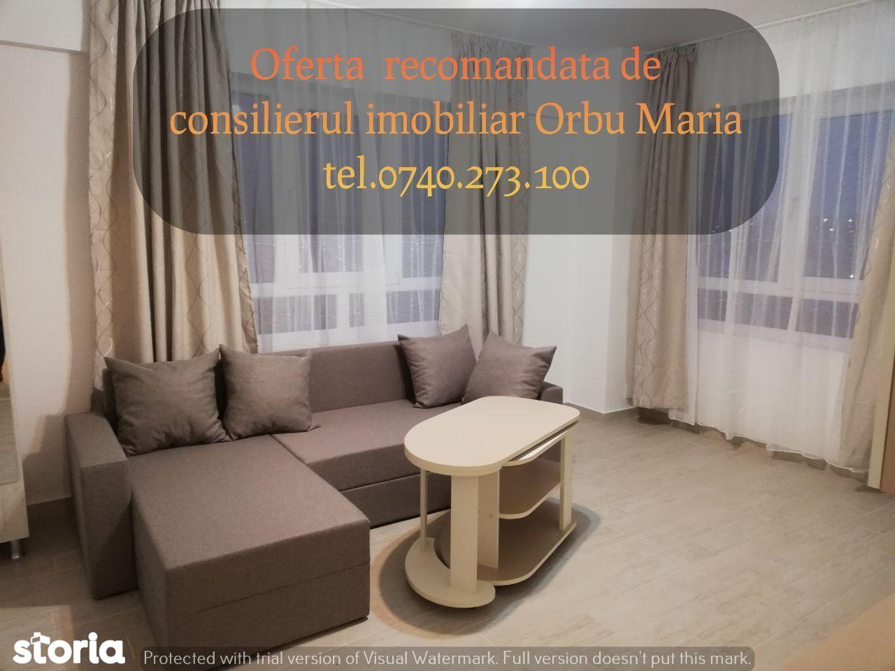 Apartament 2 camere decomandat bloc nou zona Nicolina Providenta