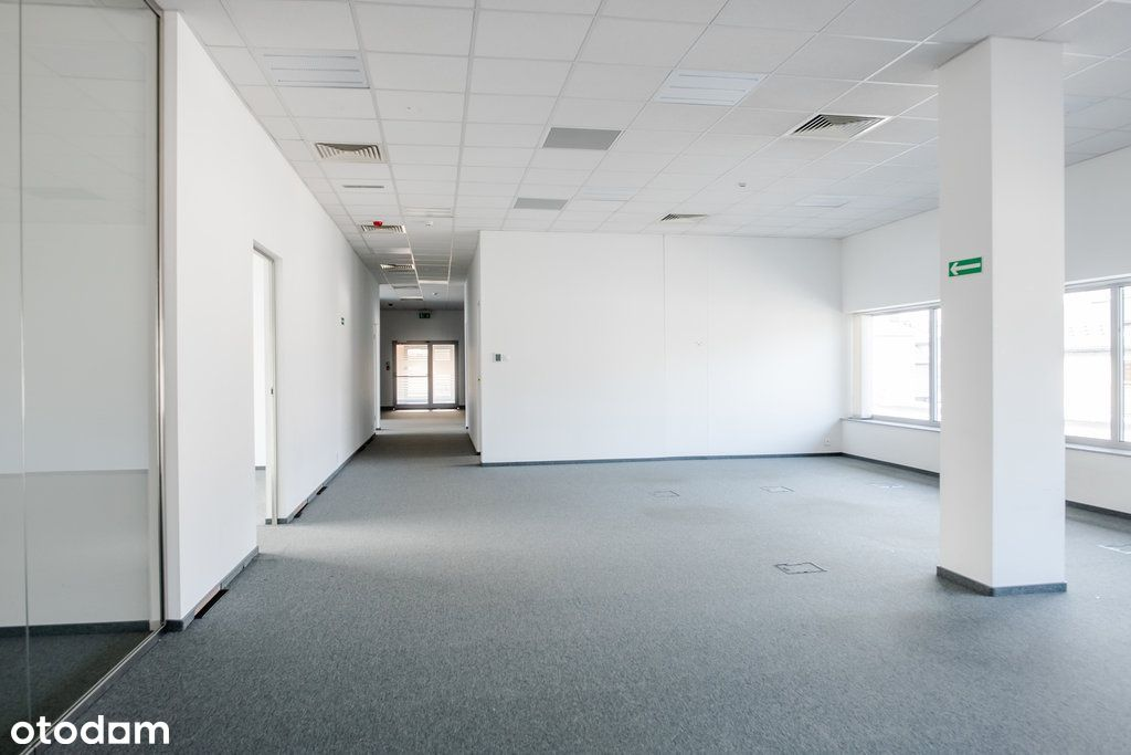 Wykończone biuro ze świetnym układem pomieszczeń!