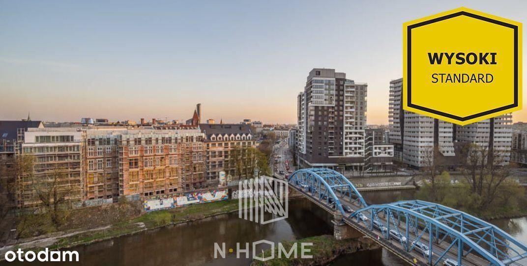 Piękny Apartament Z Widokiem Na Panoramę Miasta