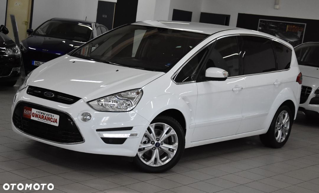 Ford S-Max Ford S MAX #Piękny#163PS #oryginał #bezwypadkowy - 1