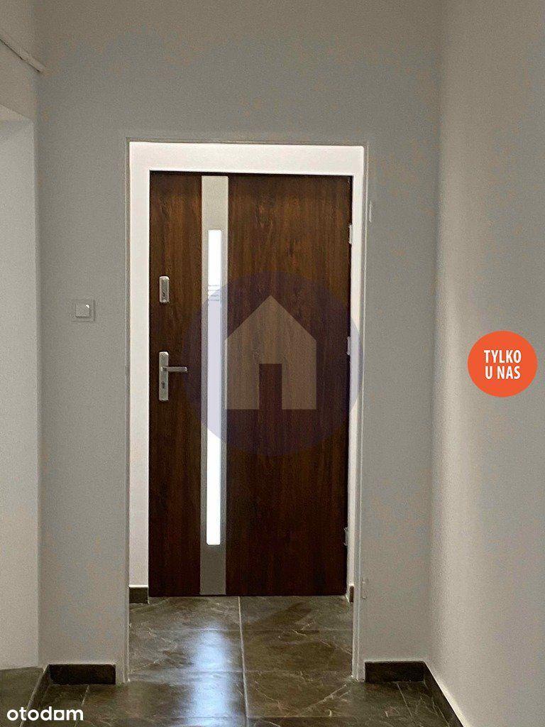 Jednorodzinny dom w zabudowie szeregowej