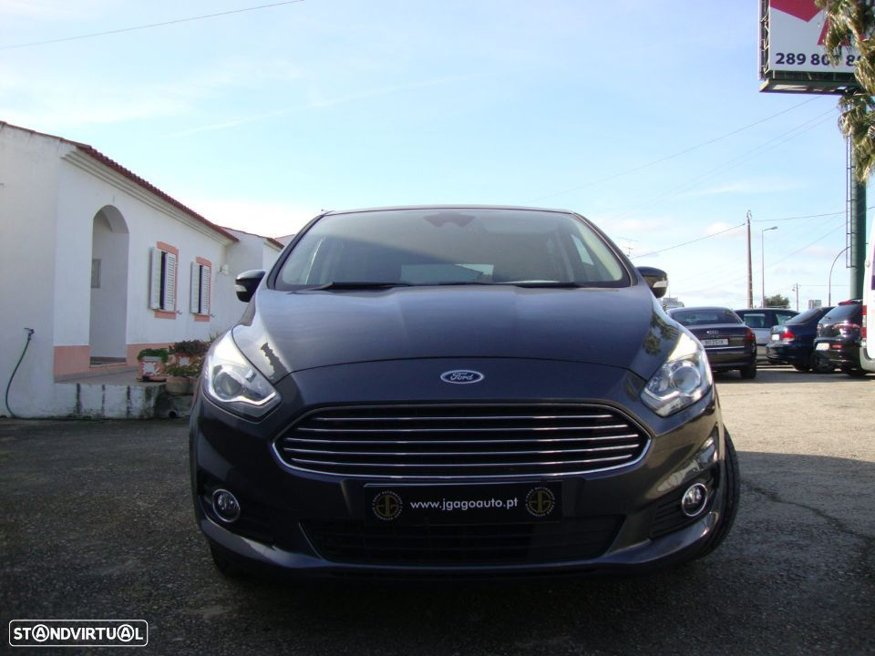 Ford S-Max 2.0 TDCi Trend - 2
