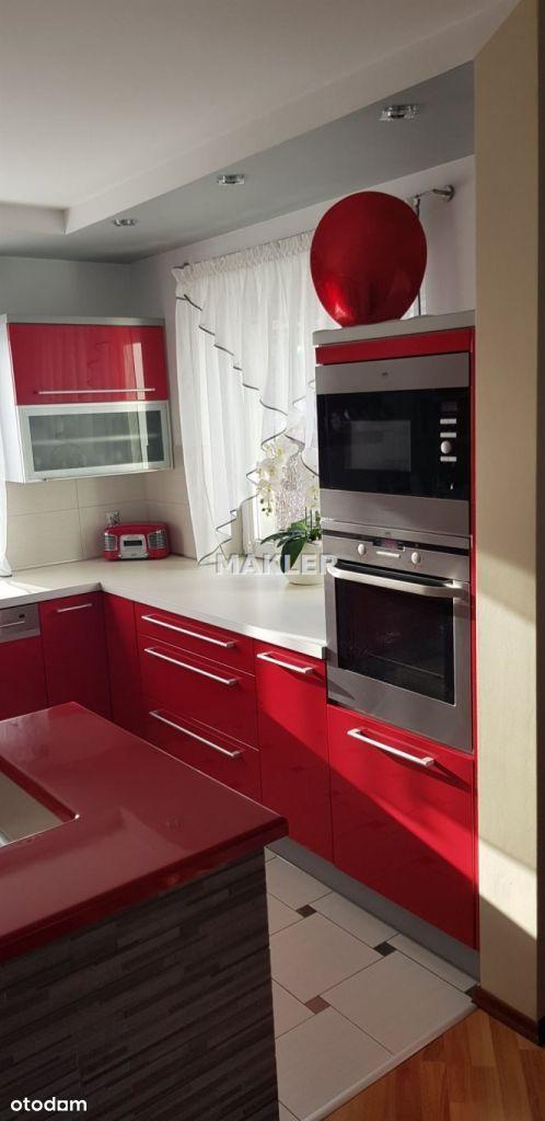 Apartament 110 m² z garażem - Niemcz