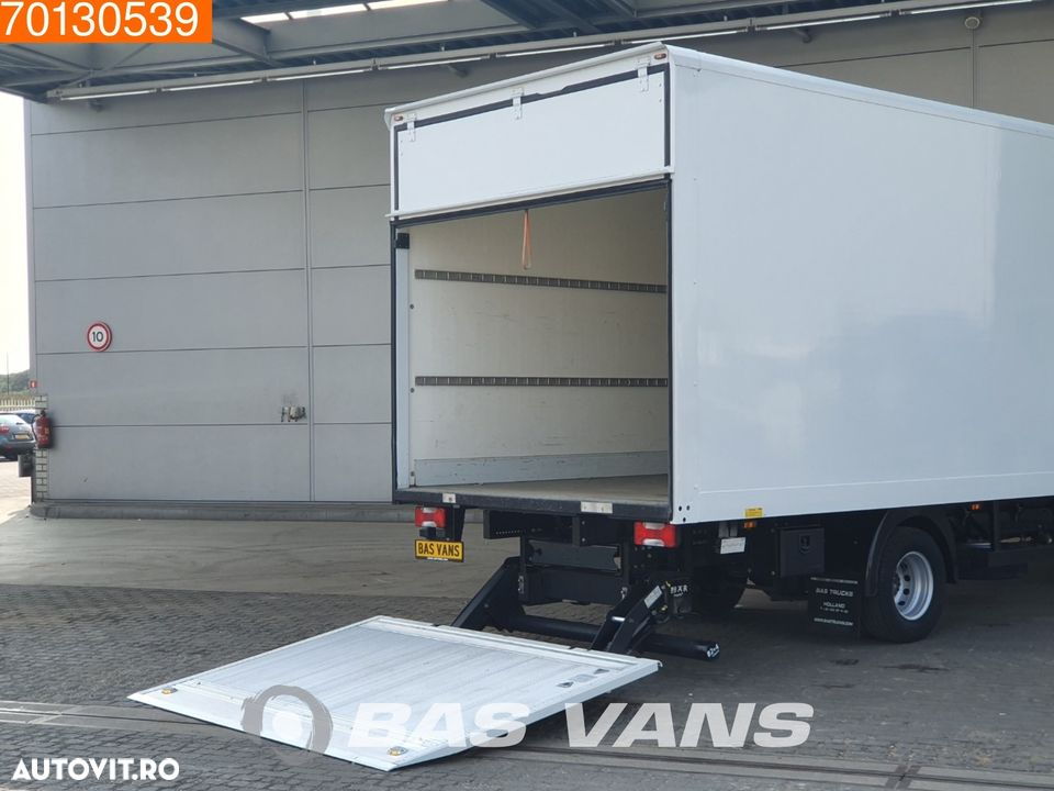 Iveco Daily 72C18 70C18 Euro6 Automaat Bakwagen Koffer Laadklep LBW Luftfederung 35m3 Airco Cruise control - 2