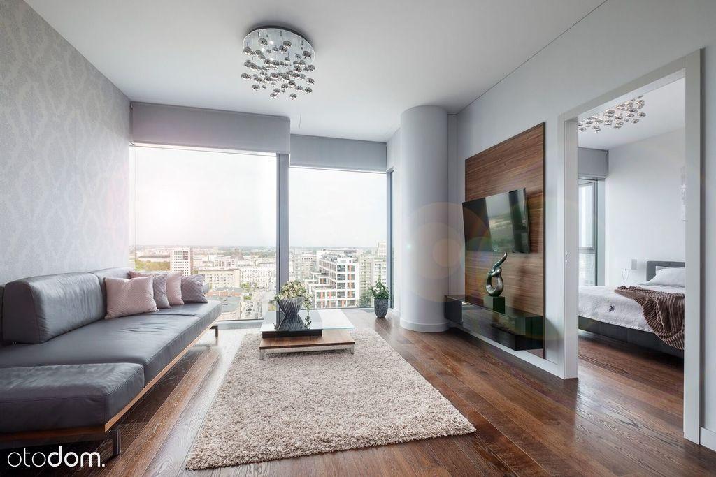 Apartament w centrum Warszawy