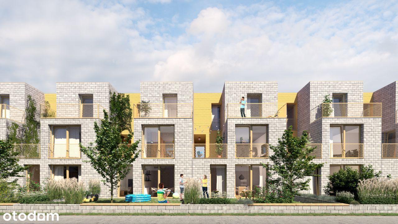 Nowe / 2 TARASY/ Mieszkanie 4-pokoje/ DWUPOZIOMOWE