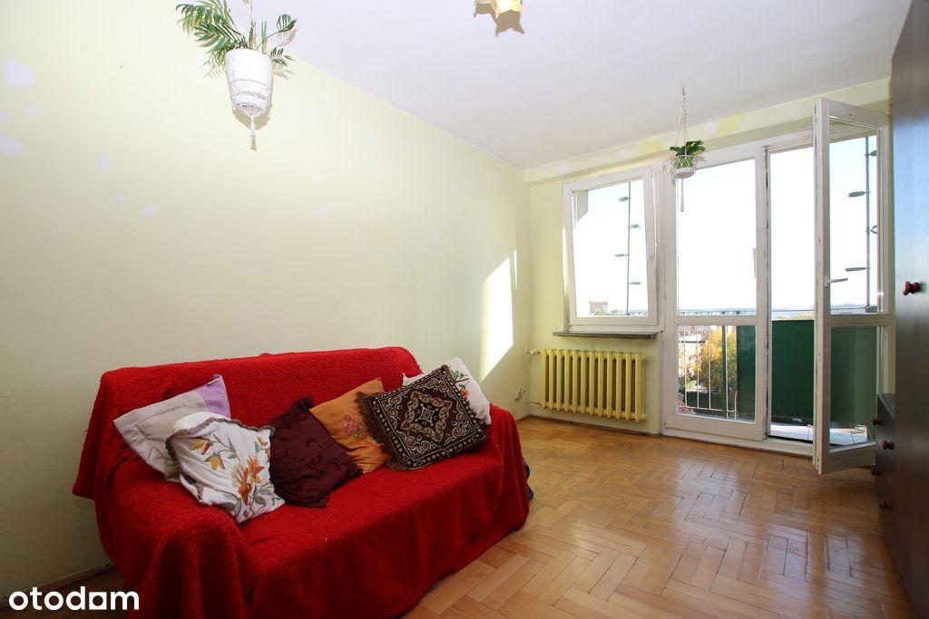 Mieszkanie z balkonem w dobrej cenie