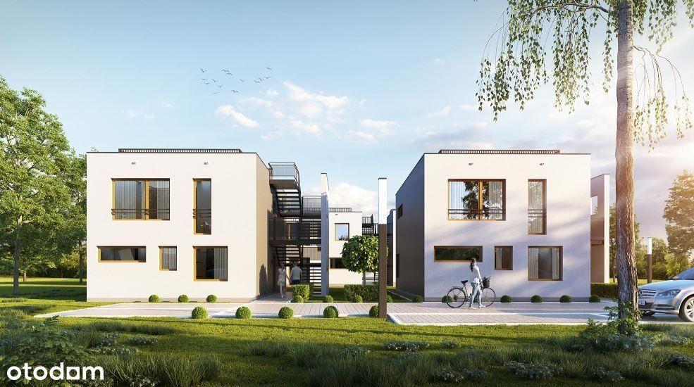 Kameralne mieszkania w zielonej okolicy!!