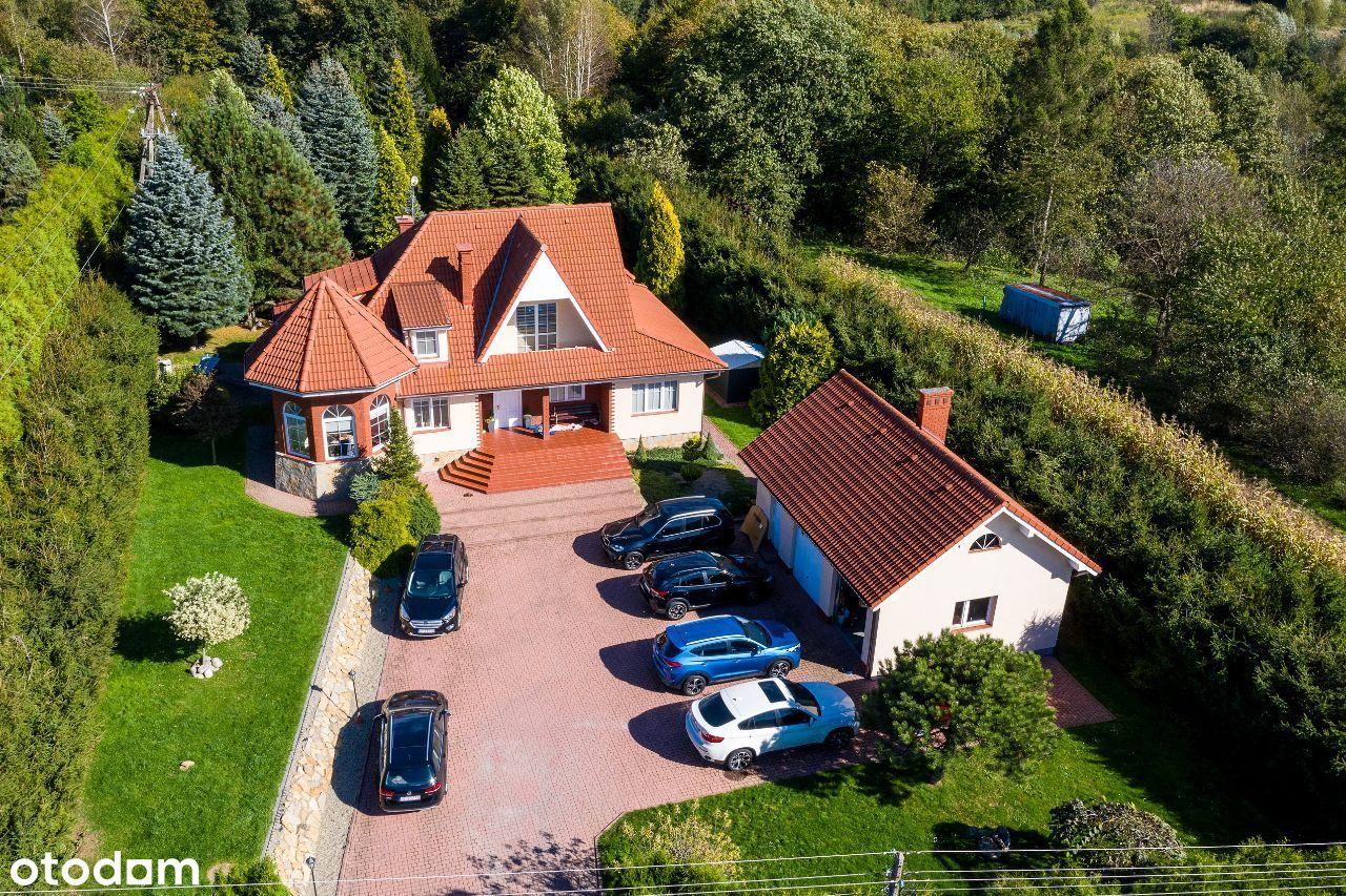 Komfortowy dom na Lipowicy