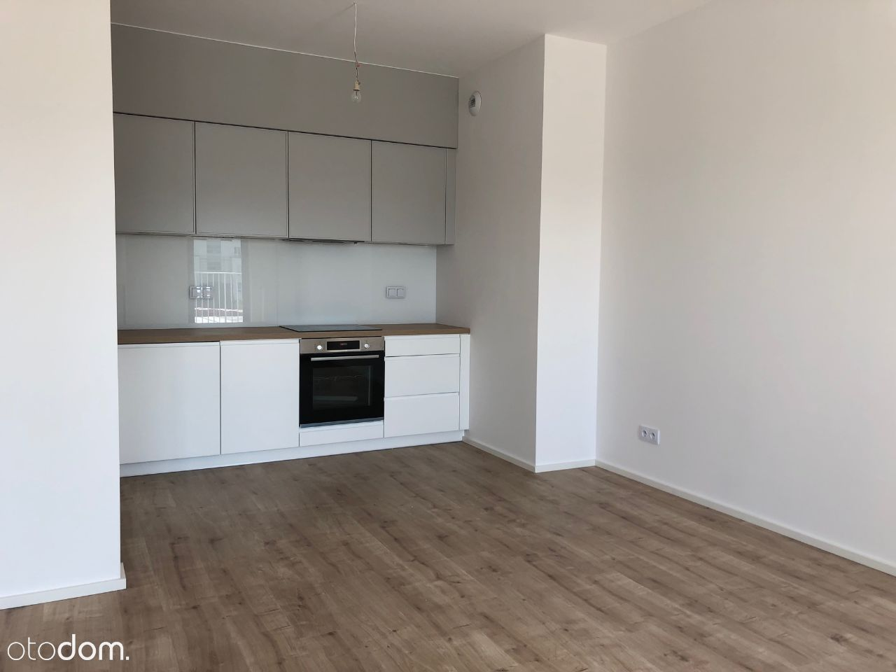 2 pokoje z balkonem w nowym apartamentowcu