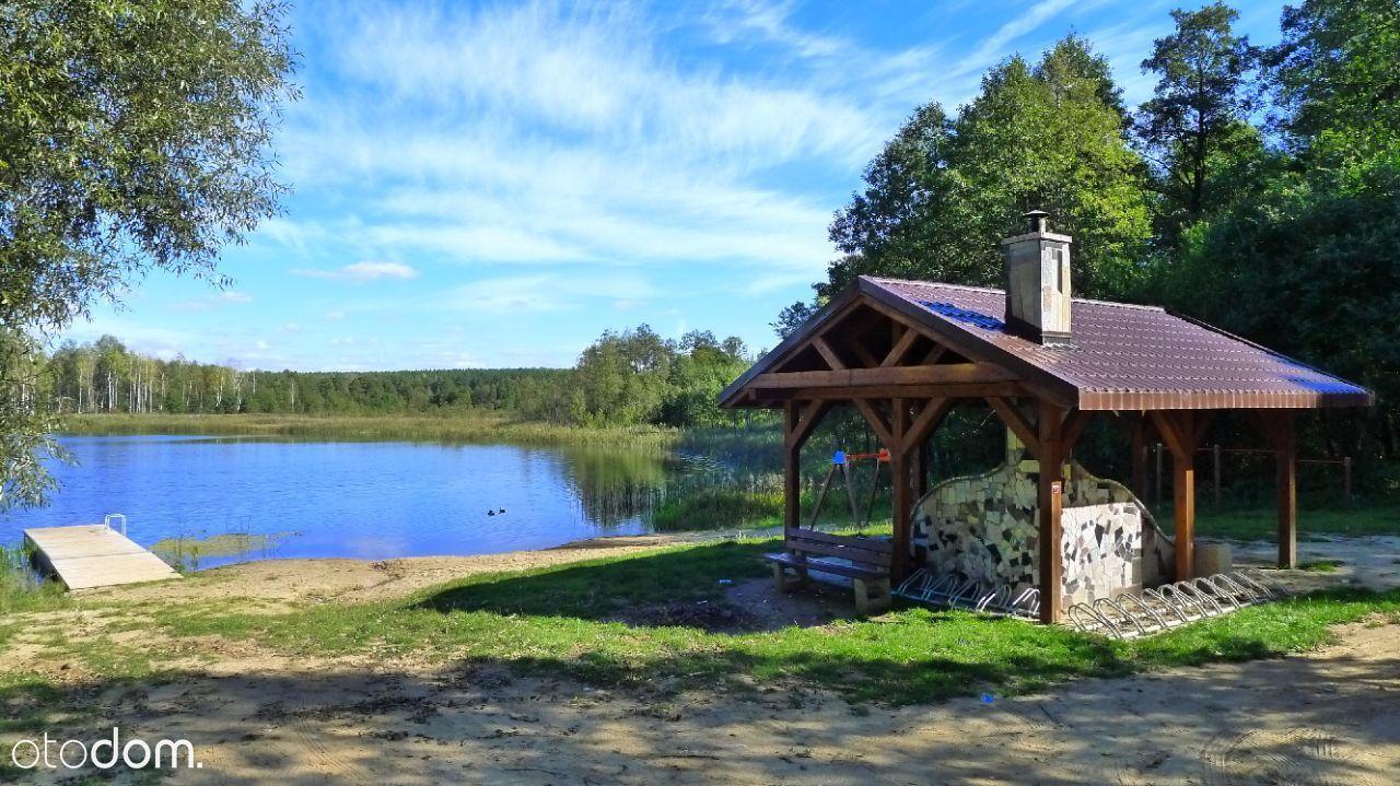 Suwałki - działki budowlane blisko jeziora