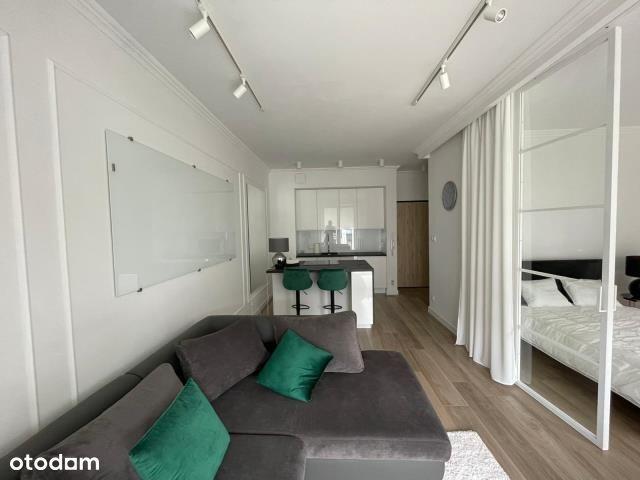 Nowe mieszkanie 2-pokojowe do wynajęcia!!