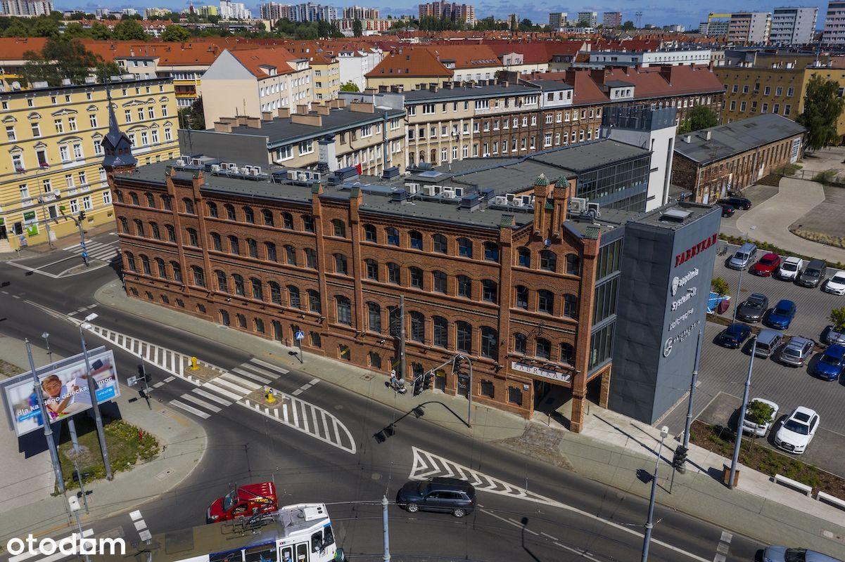 Lokal biurowy 12,2 m2 - Krasińskiego Fabryka II