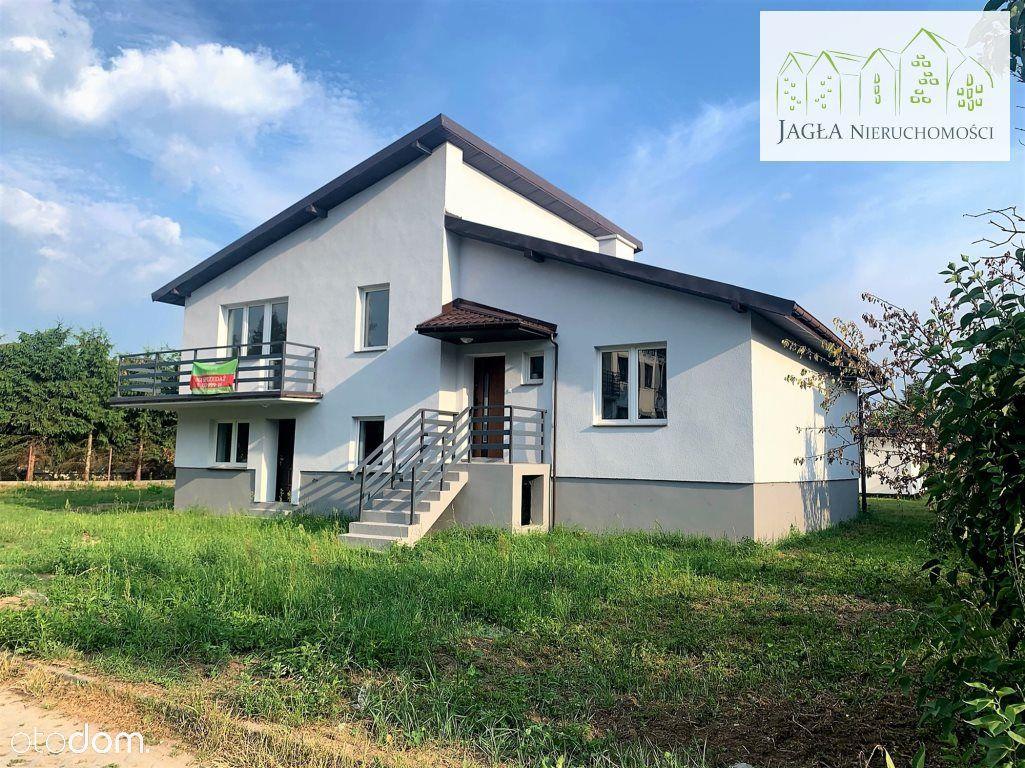 Dom 198m w Niemczu, Działka 1440m Okazja