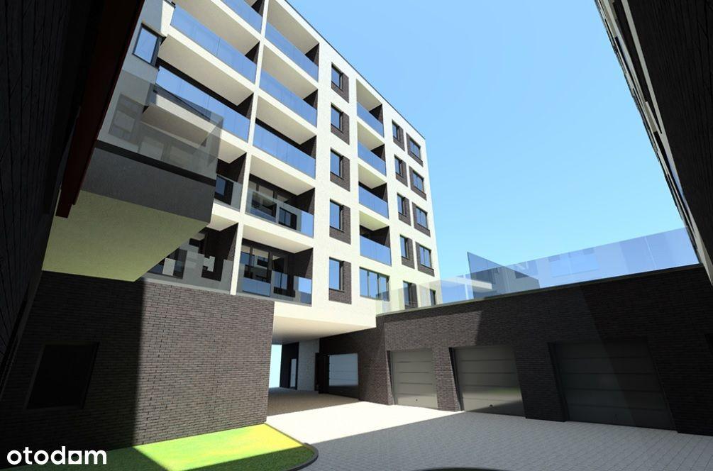 Mieszkanie w Inwestycji Zielone Tarasy M1