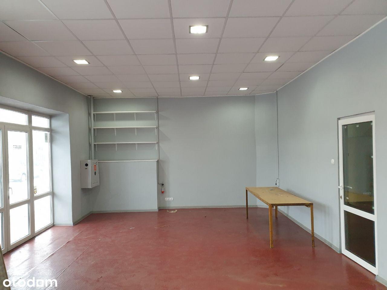 Pow. prod.-mag. 75 m2 z biurem 46 m2, wiata 71 m2