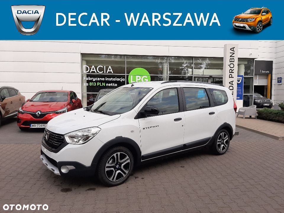 Dacia Lodgy Dacia LODGY Celebration Blue dCi 115 - 1