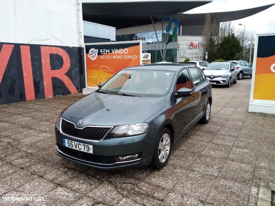 Skoda Rapid Spaceback S.1.0 TSI Ambition - 9