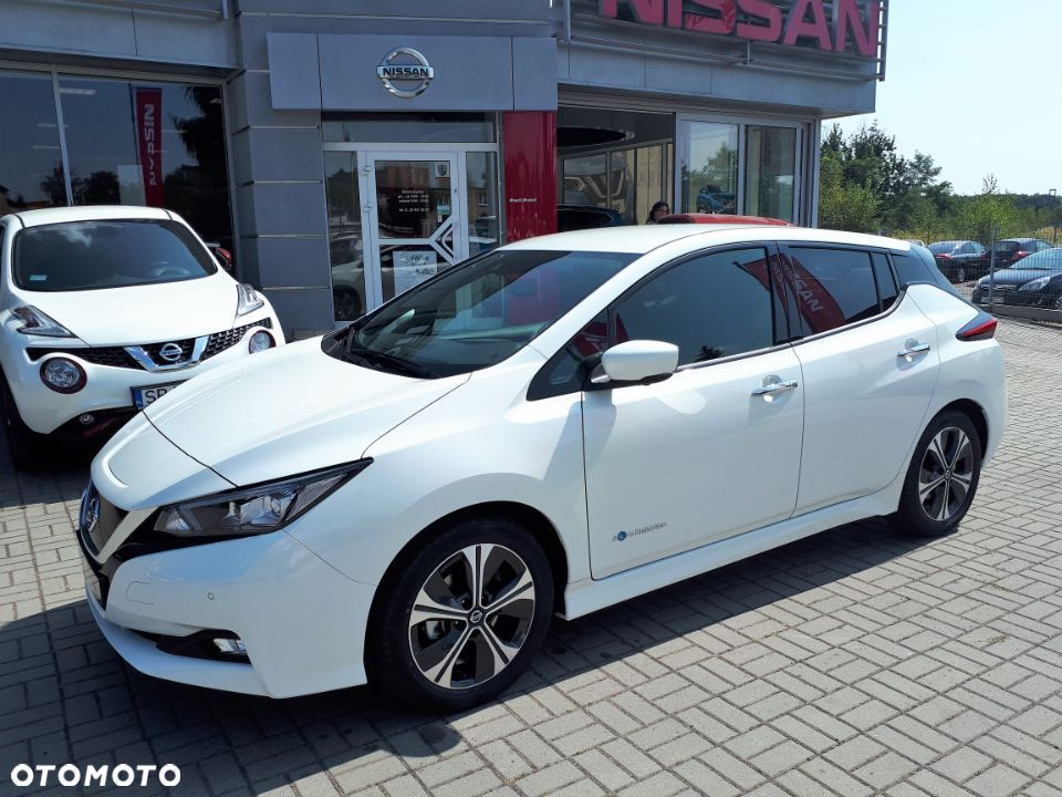 Nissan Leaf N Connecta 62kWh Akumulator + Full led+Pro pilot - 1