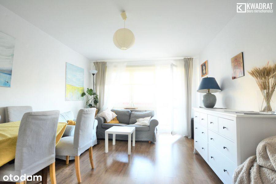 3 pokojowe mieszkanie na Czechowie - 59,7m2