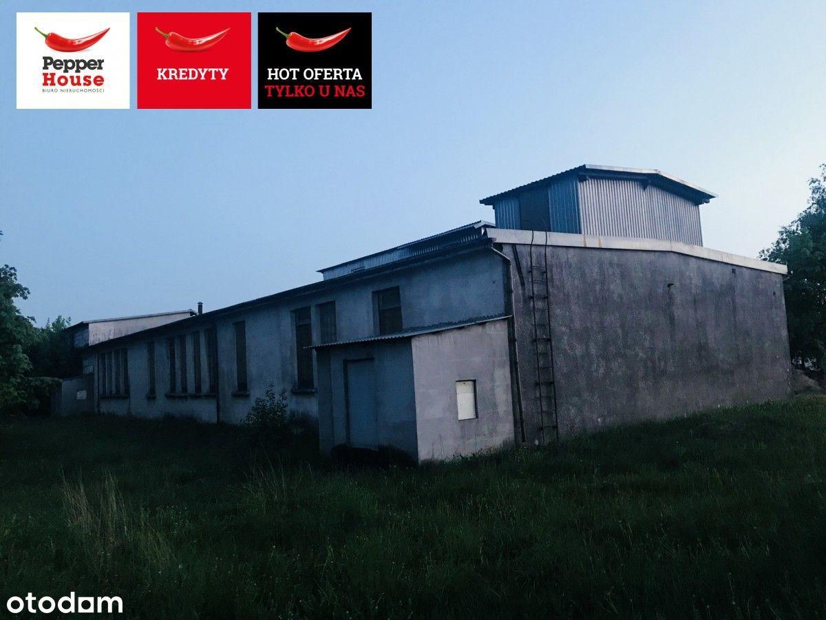 Obiekt produkcyjny - Czarna Dąbrówka