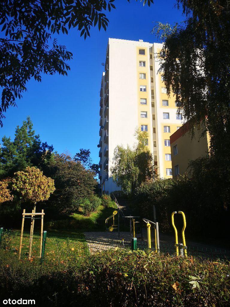 Mieszkanie 2 pok. 49,6m2, ulica Piaskowa, centrum.