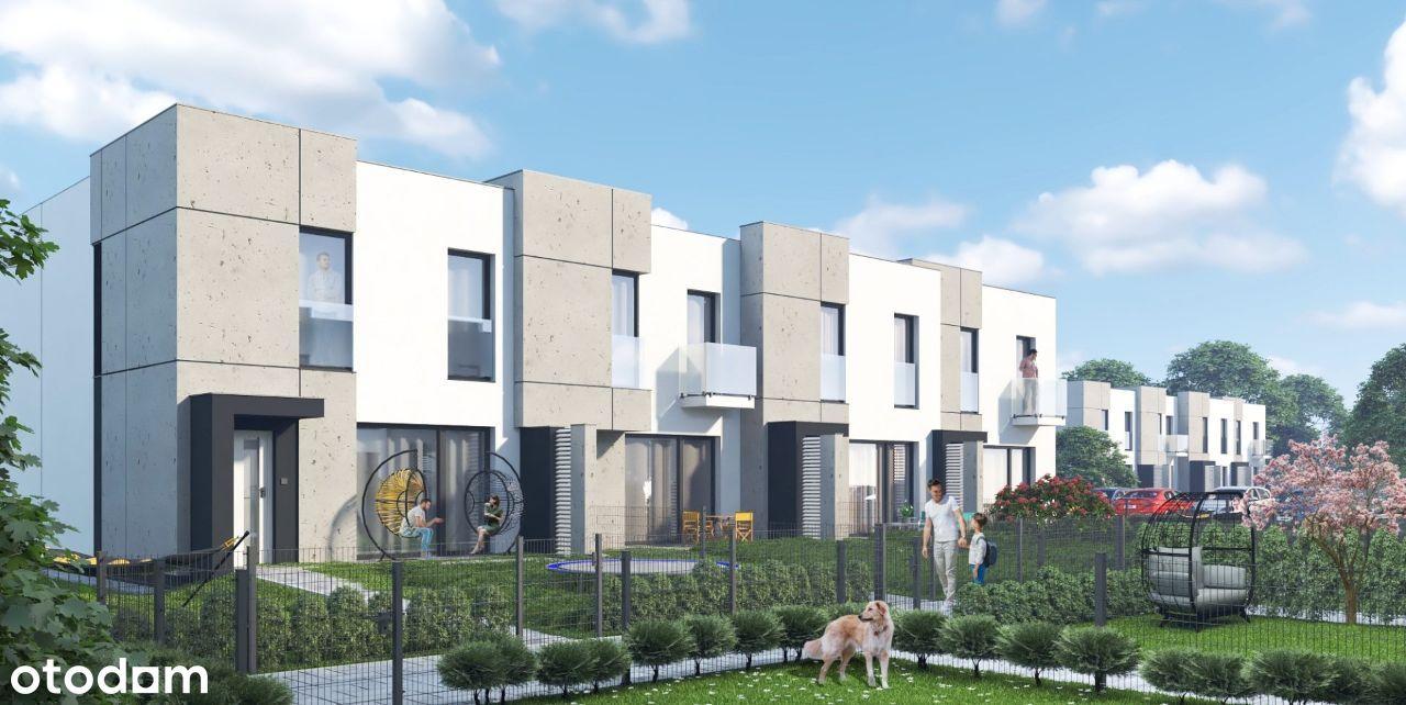 Okólna II ETAP   B7 3pok. 66 m²   ogródek 52 m²